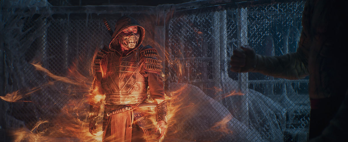 Watch the Gruesome 'Mortal Kombat' Trailer