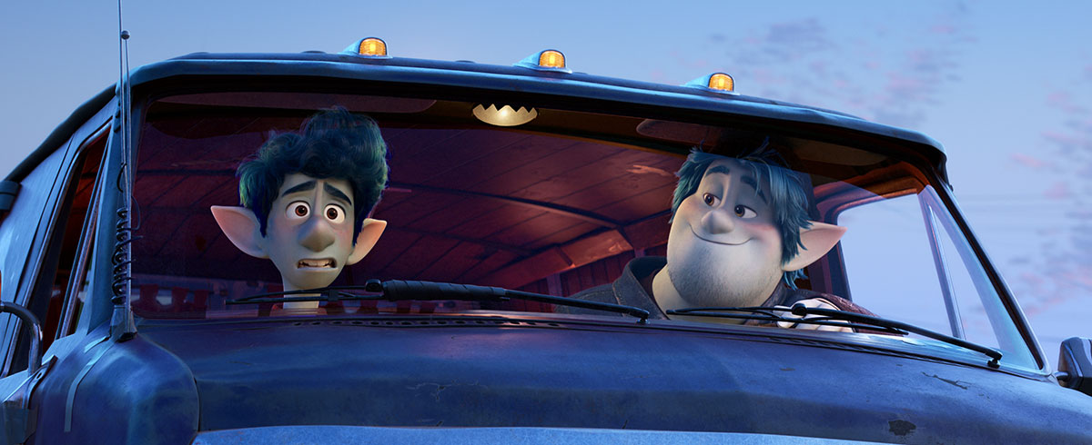 'Onward' Isn't Great Pixar, but That's OK