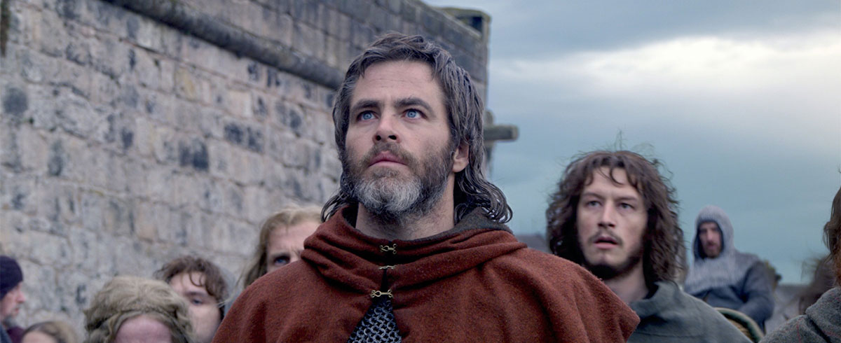 'Outlaw King' is No Braveheart
