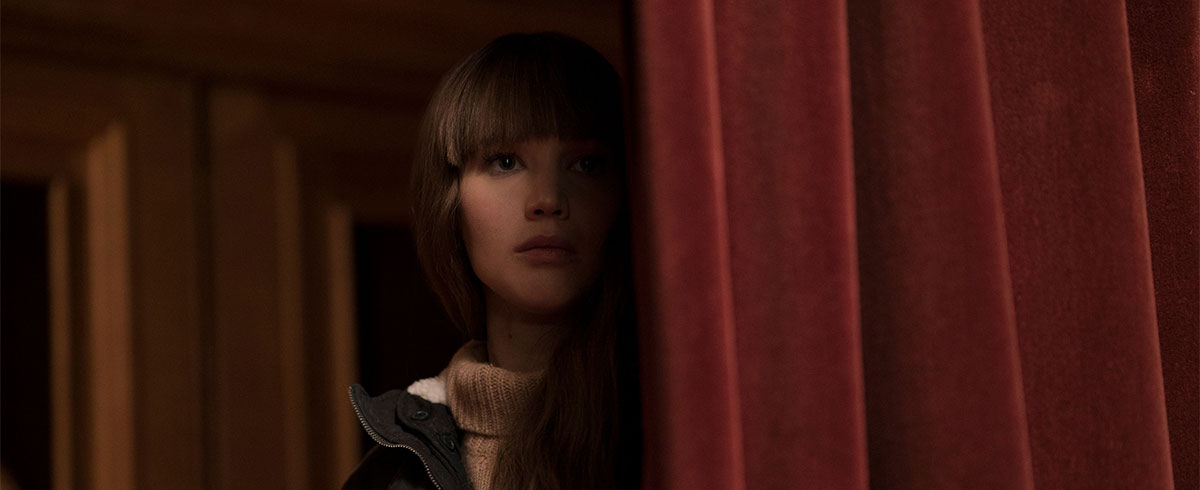 Review: 'Red Sparrow'