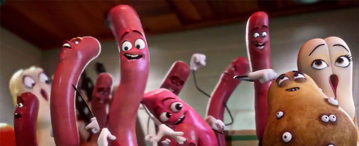 Review: 'Sausage Party' Lacks Flavor