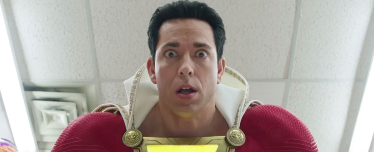 Shazam! Watch the New Trailer