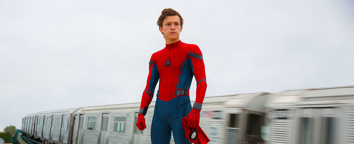 On Blu-ray: 'Spider-Man: Homecoming'