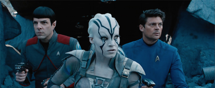 New Trailer for 'Star Trek Beyond'