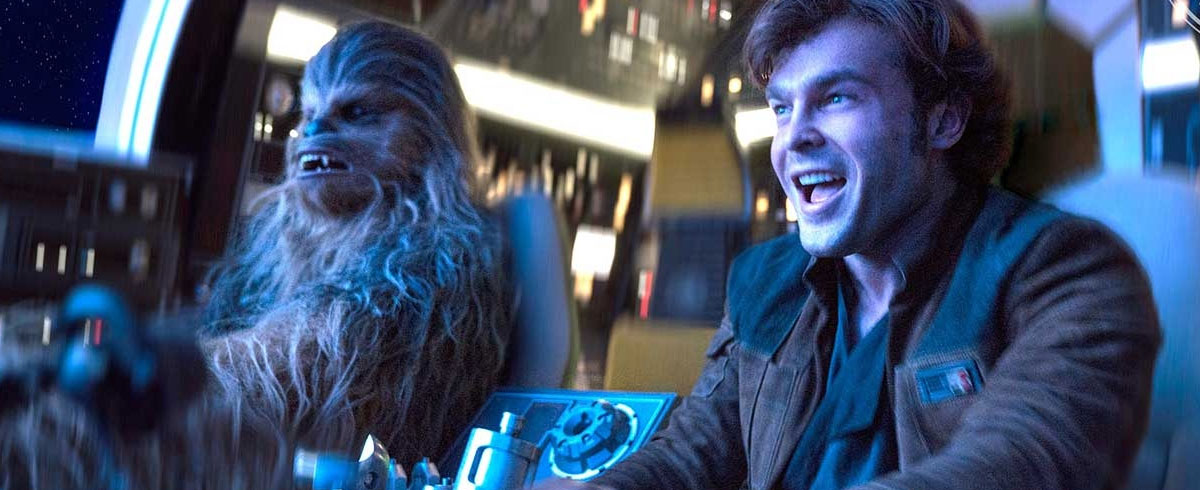 On Blu-ray: 'Solo' is Better Than 'The Last Jedi'