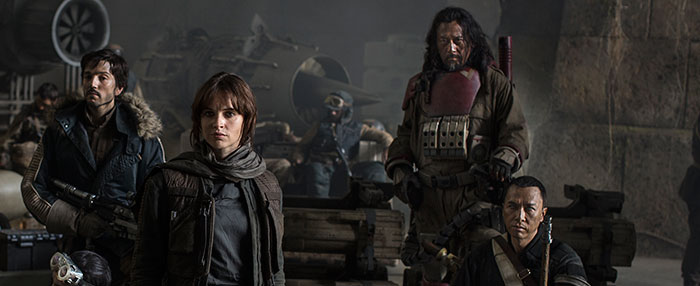 New 'Rogue One' Trailer! Ohmygerd!