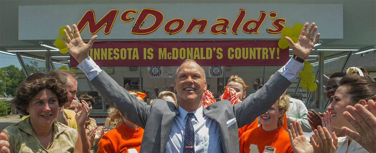 Review: Michael Keaton Shines as 'The Founder'