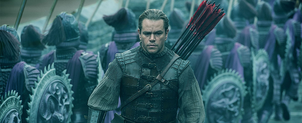 Review: 'The Great Wall' is an Embarrassment