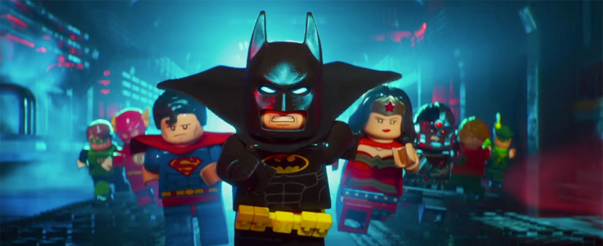 Review: 'The LEGO Batman Movie'