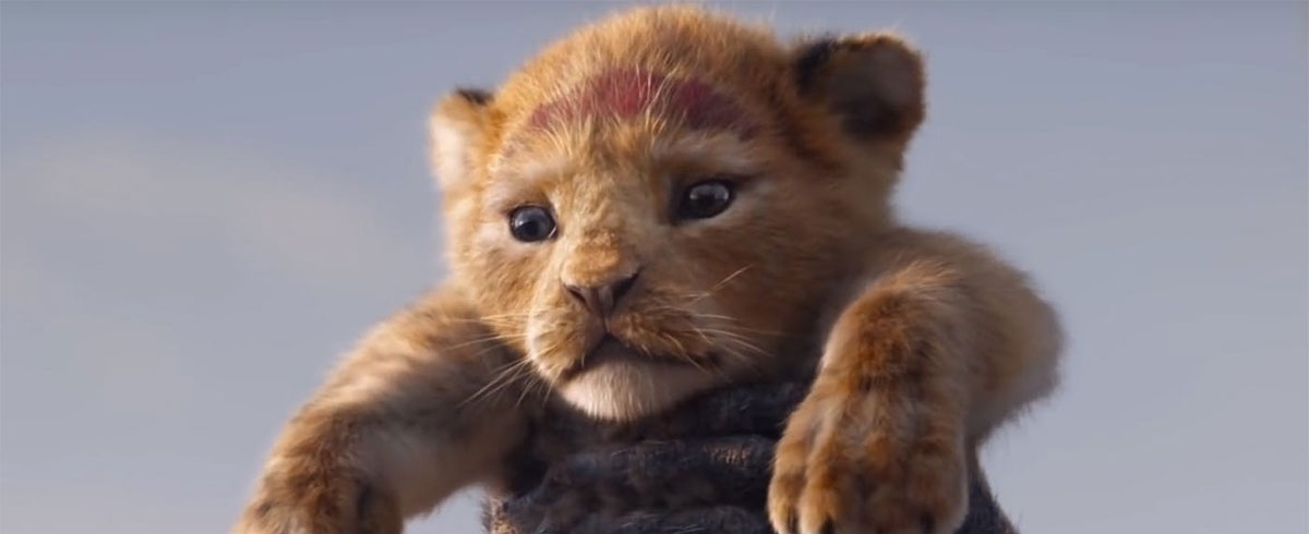 Watch the New 'Lion King' Trailer