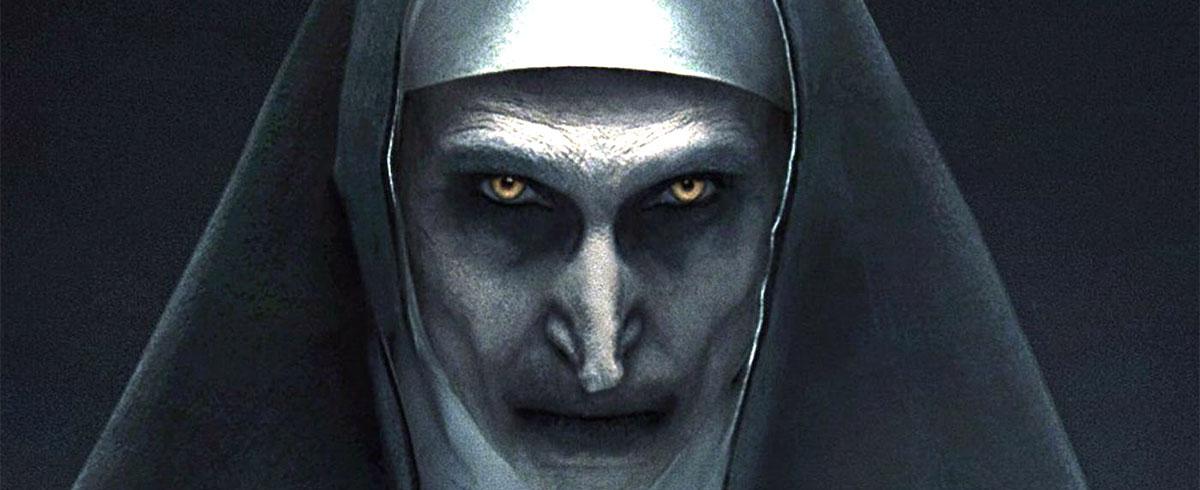 'The Nun' Creeps onto Blu-ray