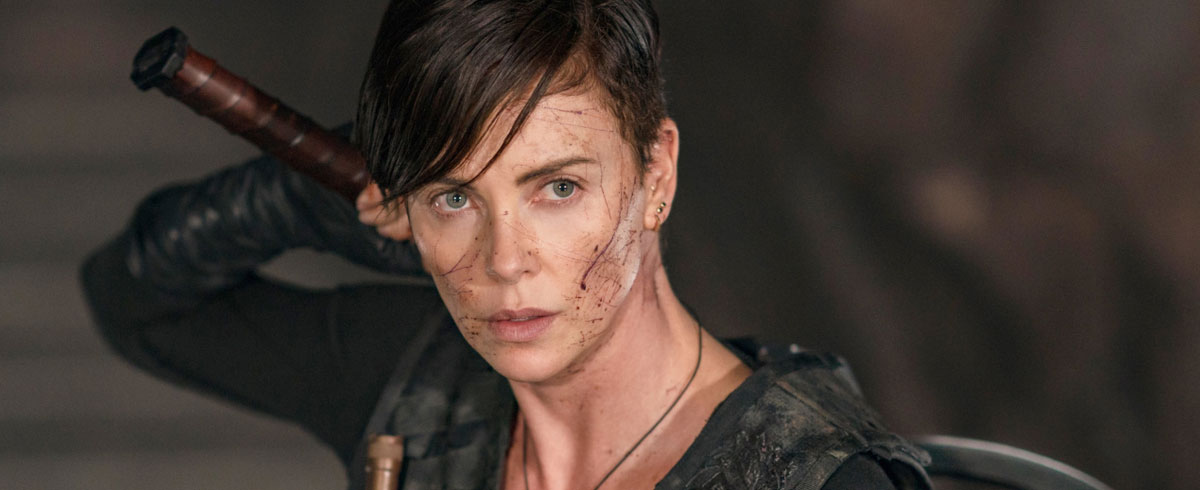 Check out Charlize Theron in 'The Old Guard' Trailer