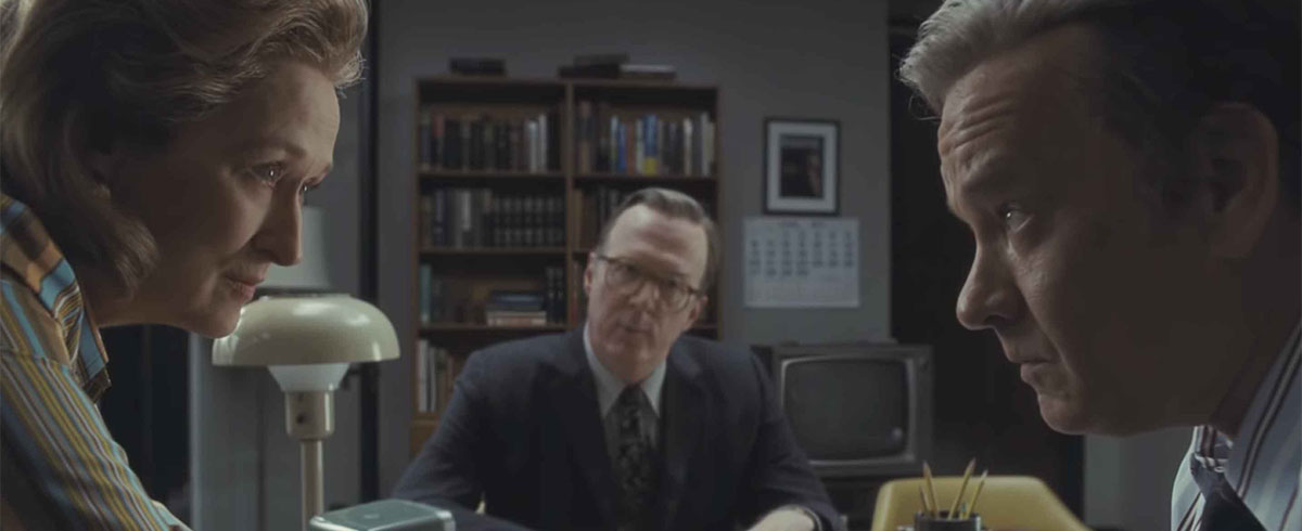 Review: 'The Post' is Must-See Spielberg