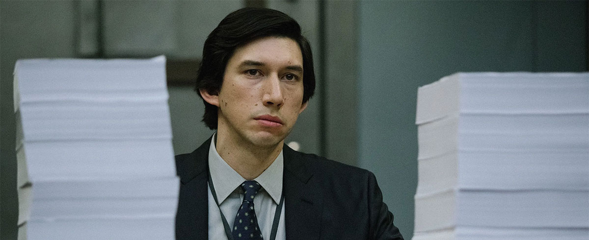 Adam Driver Sizzles in 'The Report'