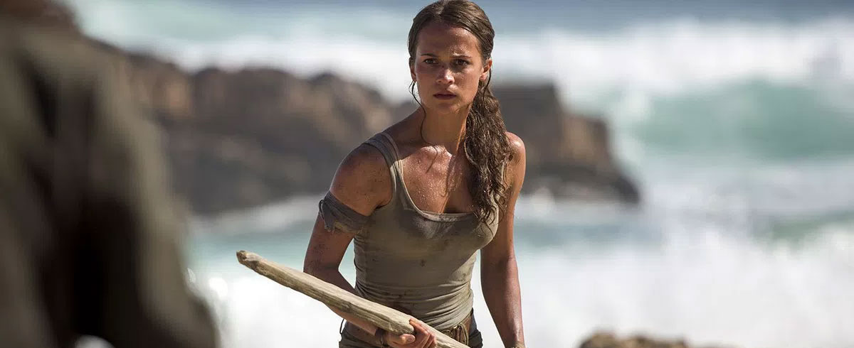 Watch the New 'Tomb Raider' Trailer
