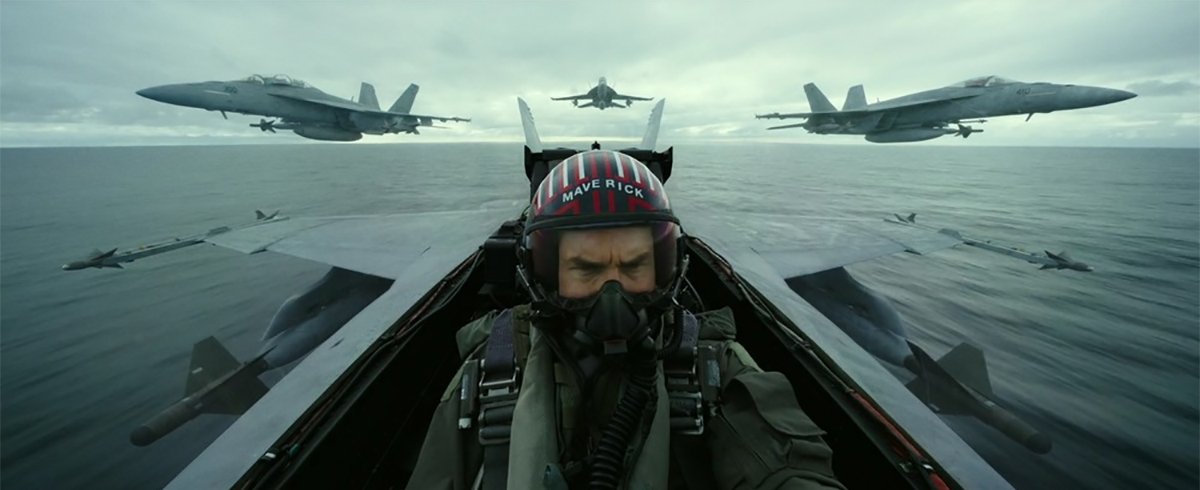 The First 'Top Gun: Maverick' Trailer is Here...