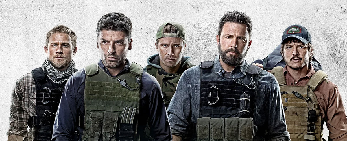 'Triple Frontier' is OK, for a Netflix Movie