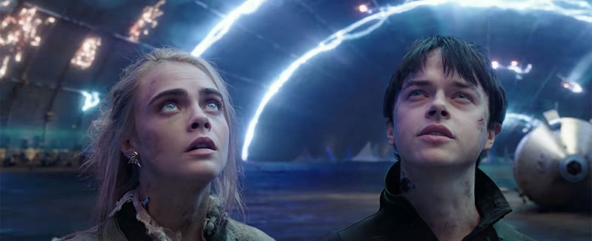 'Valerian' is on Blu-ray, but It's Bad