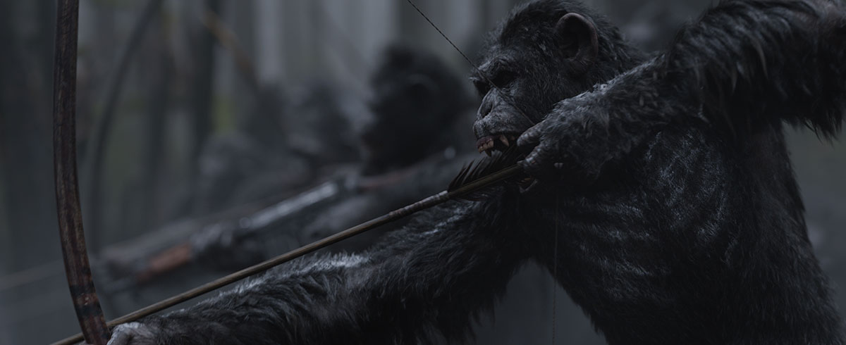 New 'War for the Planet of the Apes' Trailer