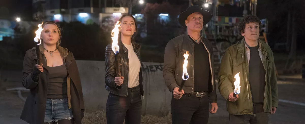 'Zombieland: Double Tap' Lacks Zombie Bite
