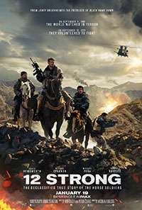 12 Strong: The Declassified True Story of the Horse Soldiers preview