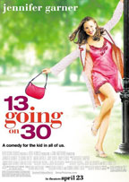 13 Going on 30 preview