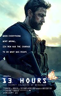 13 Hours: The Secret Soldiers of Benghazi preview