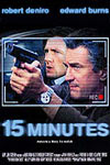 15 Minutes movie poster
