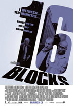 16 Blocks movie poster