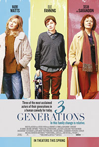 3 Generations preview