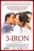 3-Iron movie poster