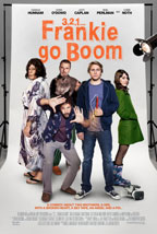 3,2,1 ... Frankie go Boom movie poster