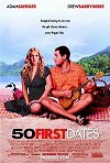 50 First Dates movie poster