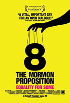 8: The Mormon Proposition movie poster