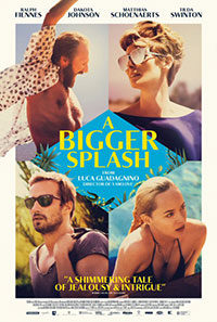 A Bigger Splash preview