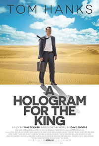 A Hologram for the King movie poster