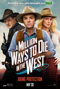 A Million Ways to Die in the West preview