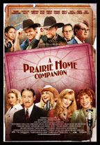 A Prairie Home Companion movie poster
