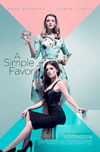 A Simple Favor preview