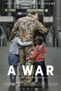 A War movie poster