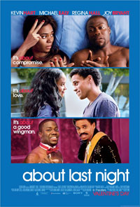 About Last Night movie poster