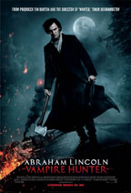 Abraham Lincoln: Vampire Hunter preview