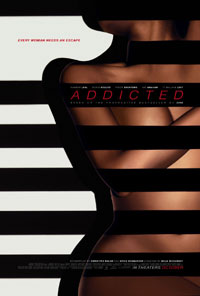 Addicted movie poster
