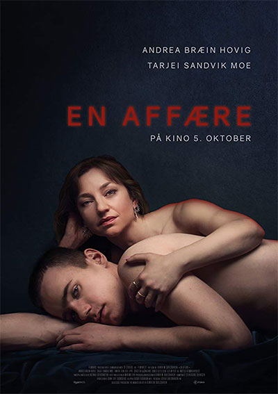Affair, An movie poster