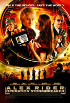 Alex Rider: Operation Stormbreaker movie poster