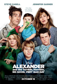 Alexander and the Terrible, Horrible, No Good, Very Bad Day preview