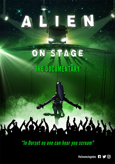 Alien on Stage movie poster