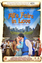 All's Faire in Love movie poster