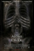Alone in the Dark movie poster