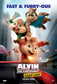 Alvin and the Chipmunks: The Road Chip preview